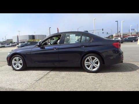 2016 BMW 3 SERIES Monterey, Santa Cruz, Salinas, Gilroy, San Jose, CA GNT44876BCR