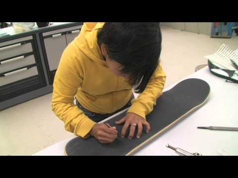 How to build your own skateboard | Design Squad
