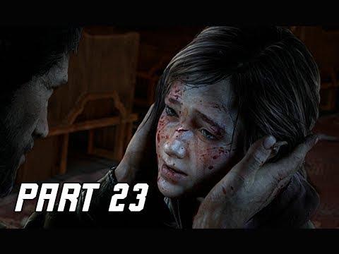The Last of Us Walkthrough Part 23 - Interrogation (PS4 Pro 4K Remaster Let's Play)