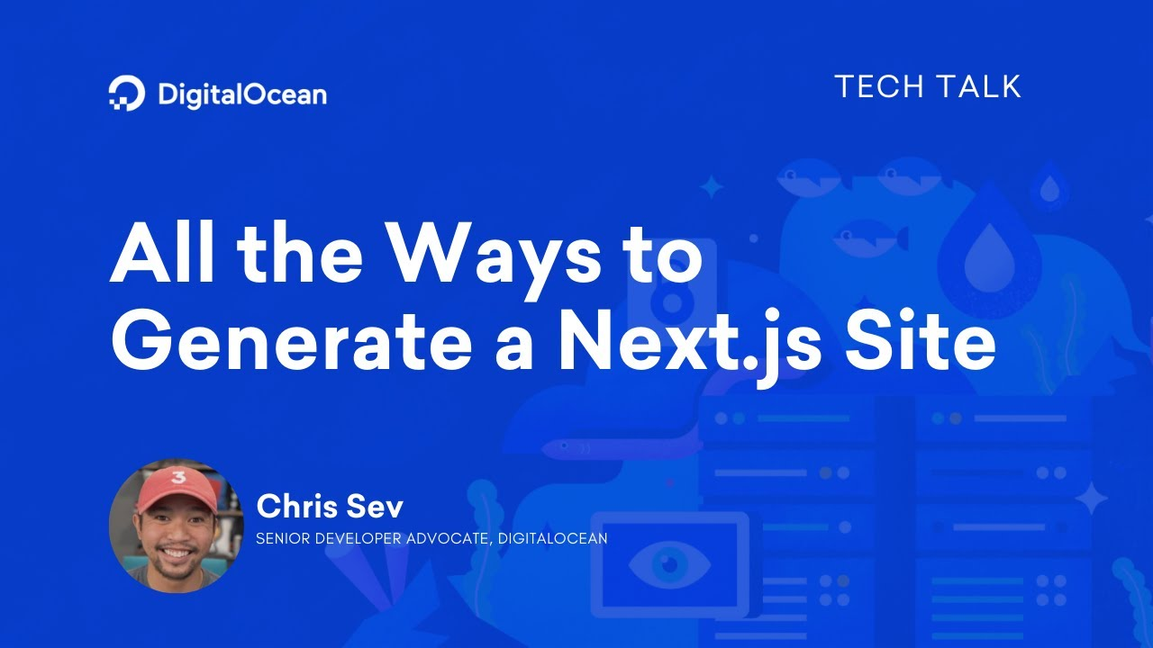 All the Ways to Generate a Next.js Site