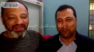"""بالفيديو: """" خيرالله"""" يكتسح انتخابات مركز شباب سنورس ويفوز بمقعد أمين الصندوق"""
