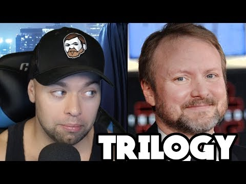 My Reaction to Rian Johnson's Trilogy Being After Episode 9