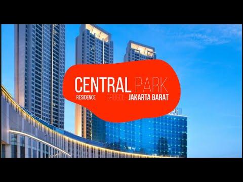 Central Park Residence - Jakarta Barat - Rukamen Apartment ...