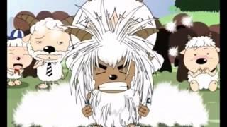 Chinese Cartoon Xi Yang Yang Pleasant Goat and Big Big Wolf Mandarin   喜羊羊与灰太狼   EP74   细菌大战 國語