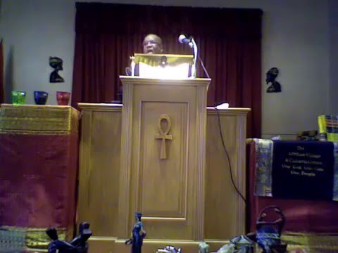 We Must Destroy What Is Destoring Us Dr. Ray Hagins