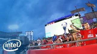 Intel TrueVR Immerses Fans into Live Events | Intel