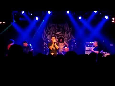 Ugly Kid Joe at The Garage in Glasgow, Scotland (Wednesday 18th April 2018)
