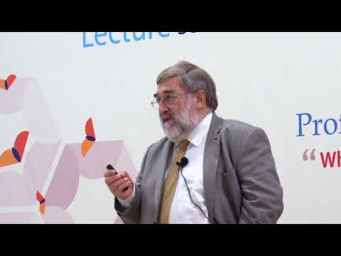 OKH 13th Lecture by Prof. Dr. Harold Goodwin-30th Nov 2017-Only Speech