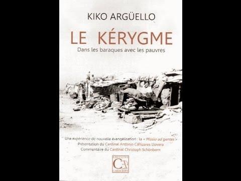 """""""Le Kerygme"""" Un livre de Kiko Arguello au Moyen Orient - Fr. Jean Azzam"""