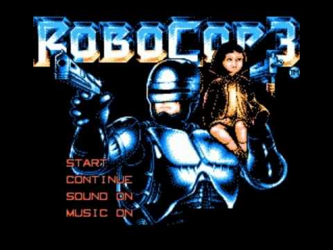 Robocop 3 Theme techno remix