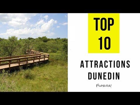 Top 10. Best Tourist Attractions in Dunedin - Florida