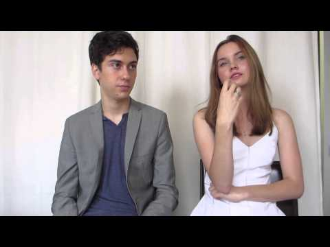 Young Actors Natt Wolff and Liana Liberato Talk About 'Stuck in Love'