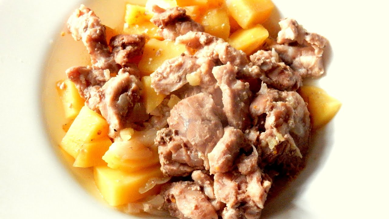 ЖАРКОЕ в горшочке по домашнему мясо с картошкой в духовке очень вкусно