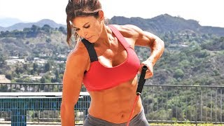 Full Body Resistant Band Workout - Lose Weight - Total body Resistance Band Workout - Band Workout