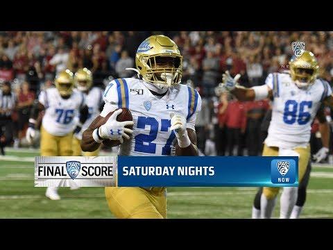 Highlights: UCLA football stuns No. 19 WSU in wild shootout