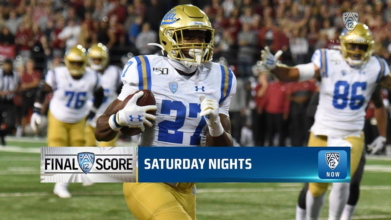 Highlights: UCLA football stuns No. 19 WSU in wild shootout – Pac-12 Networks