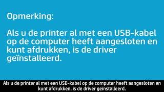 De geïntegreerde printerdriver van Windows installeren in Windows 10