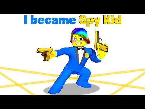 KID Tofuu becomes a SECRET SPY! ⚡🤵⏱️ (Roblox)