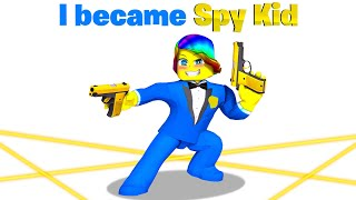KID Tofuu becomes a SECRET SPY! ⚡🤵⏱️ (Roblox)