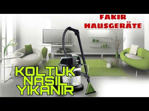 Halı Yıkama Makinesi SU Atmıyor ( Suyunu Vermiyor )- Sesli Bilgiler TR - Teknik