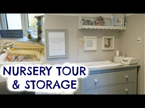 NURSERY TOUR & STORAGE SOLUTIONS