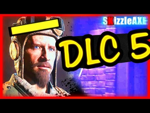 DLC 5 RELEASE DATE LEAKED! BO3 DLC 5 Chronicles 8 Zombie Maps Remastered (Black Ops 3 Zombies DLC 5)