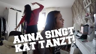 ANNA SINGT KAT TANZT! ;-) | AnKat