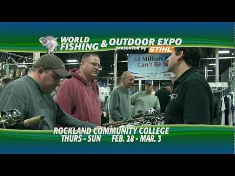 2013 World Fishing & Outdoor Exposition, Suffern, NY, Feb. 28-Mar. 3