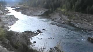 N Umpqa River