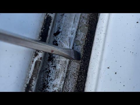 DIY Honda Odyssey Roof Leak Fix (PERMANENT)