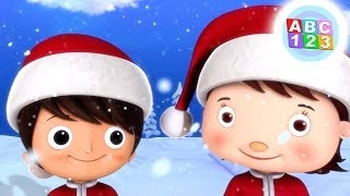 We Wish You A Merry Christmas | Christmas Special | Baby Songs | Learn With ABC 123
