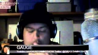 GAUGE talking about the BCS Title Game! LIVE STREAM!