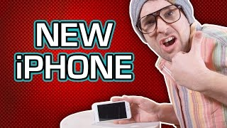 Repeat youtube video NEWEST IPHONE FEATURES (This Week In Smosh)