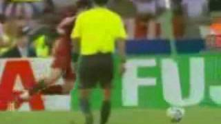 Футбольные промахи Криштиану Роналду