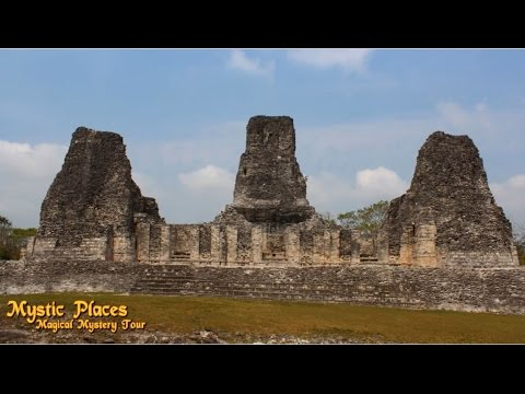 1.7 Mystic Places-  Xpuhil, Maya Archaeological Site. Mexico