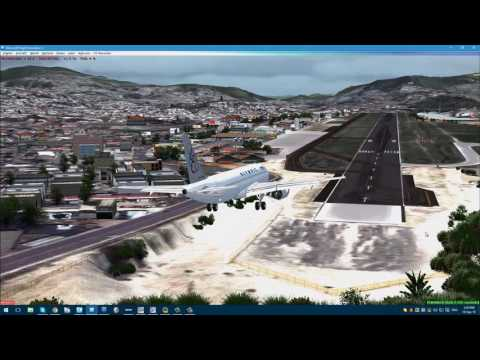 MHTG Tocontin landing