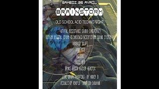 reezohm live at brainstorm 26/04/2014