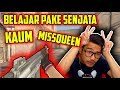 CHALLENGE PAKE K1!! SENJATA KAUM MISSQUEEN!! // Gameplay Point Blank Zepetto Indonesia
