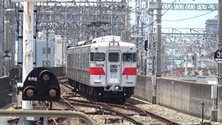 【到着&発車!】山陽電車 3000系 普通阪急三宮行き 明石駅