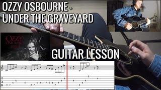 Baixar One Minute Guitar Lessons | Ozzy Osbourne - Under the Graveyard