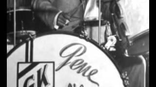 Gene Krupa at the Click - Leave Us Leap