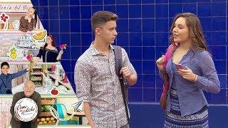 Carla y Luis reciben una lección   Si la envidia...    Como dice el dicho
