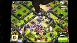 How YOU can reach Champion in a day in Clash of clans