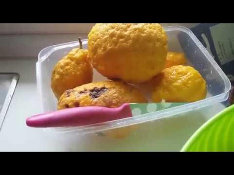 Cucina con Oni 11 marmellata di cedri - YouTube