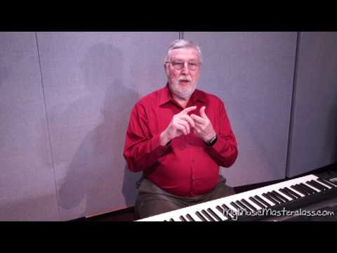 Dan Haerle - Magic Voicings Lesson