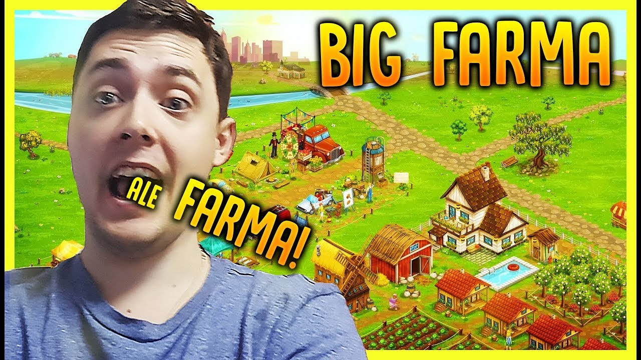 MOJA NOWA FARMA – Big Farm Mobile Harvest PL (GRY NA TELEFON)