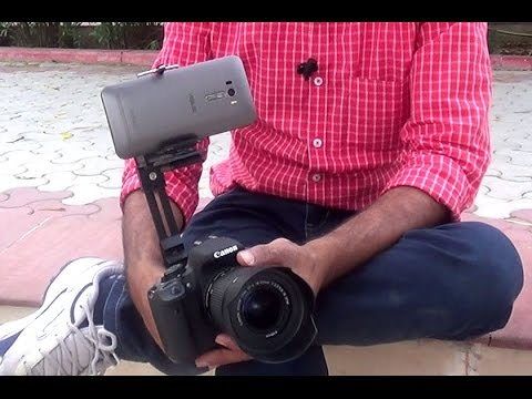 Asus Zenfone Selfie Vs DSLR Camera Photo & Video Compare