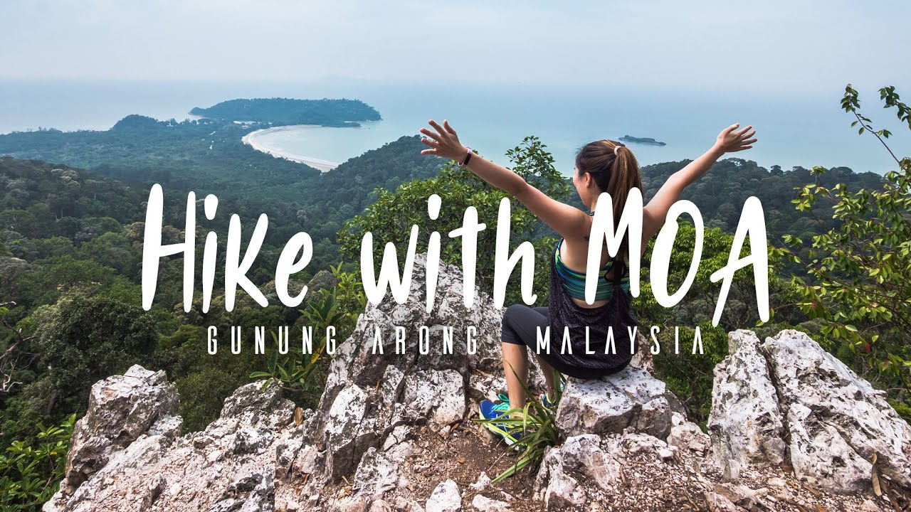 Gunung Arong - Hike with MOA | Ministry of Adventure