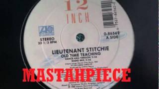 Lieutenant Stitchie - Old Time Teaching - LP 1988