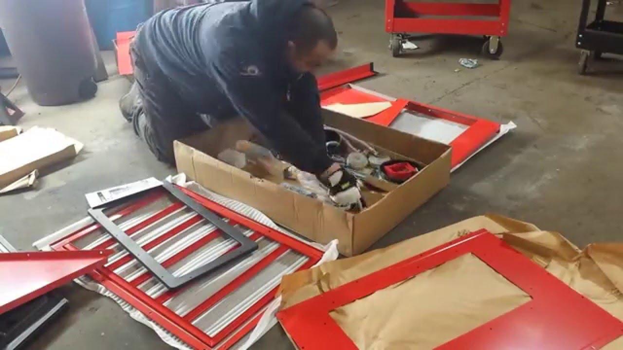 Pt. 1) Harbor Freight Blast Cabinet + Tacoma Company Upgrade Kit ...